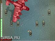 Флеш игра онлайн Storm Boat - Vietnam Mayhem