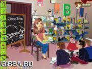 Флеш игра онлайн История про Соню / Story Time with Sonja