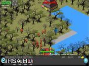 Флеш игра онлайн Стратегия обороны 9