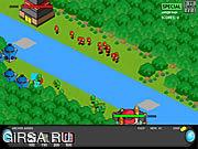 Флеш игра онлайн Strategy Defense 3
