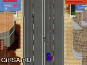 Флеш игра онлайн Война уличных машин 2 / Street Car Wars 2