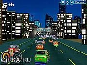 Флеш игра онлайн Стритрэйсеры / Street Racers