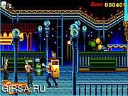 Флеш игра онлайн Мститель улицы