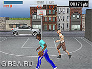 Флеш игра онлайн Street Ball Showdown