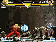 Флеш игра онлайн Street Fighter Flash