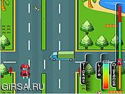 Флеш игра онлайн Street Runner
