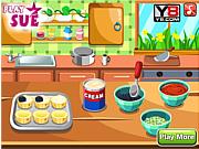 Флеш игра онлайн Фаршированный картофель / Stuffed potatoes