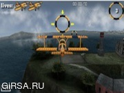 Флеш игра онлайн Трюки на самолете 2. Сан-франциско
