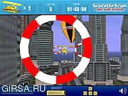 Флеш игра онлайн Stunt Pilot City