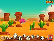 Флеш игра онлайн Глупые птицы 3D