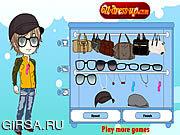 Флеш игра онлайн Стильный мальчик / Stylish Boy