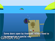 Флеш игра онлайн Подводная лодка