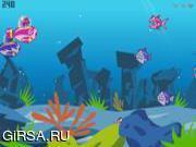 Флеш игра онлайн Submarine Girl
