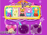 Флеш игра онлайн Машина красотки Сью
