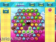 Флеш игра онлайн Монстр и конфетки / Sugar Tales
