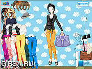 Игра Suggestions in Spring Dress Up