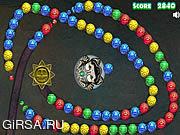 Флеш игра онлайн Зума