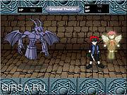 Флеш игра онлайн Digital Angels: Summoner Saga 1