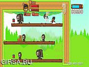 Флеш игра онлайн Super Adventure Pals