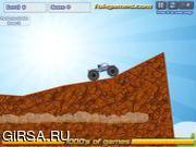 Флеш игра онлайн Громадный грузовик 2 / Super Awesome Truck 2