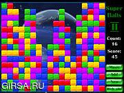 Флеш игра онлайн Пары - Супер Шары 2 / Super Balls 2