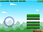 Флеш игра онлайн Шары / Super Bouncy Ball