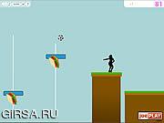 Флеш игра онлайн Супер Футбол 9000