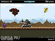 Флеш игра онлайн Super Gunner