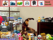 Флеш игра онлайн Супер герой. Скрытые предметы / Super Heros Hidden Objects