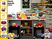 Флеш игра онлайн Супер кухня. Скрытые объекты / Super Kitchen Hidden Objects