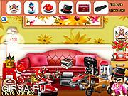 Флеш игра онлайн Комната с игрушками