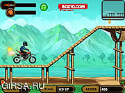 Флеш игра онлайн Super Trail