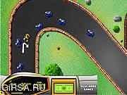 Флеш игра онлайн Суперкар дорожного Racer / Supercar Road Racer