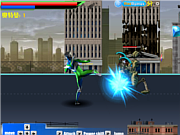 Флеш игра онлайн Superman 0.8