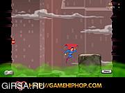 Флеш игра онлайн Superman Returns