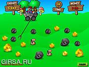 Флеш игра онлайн Super Miner