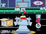 Флеш игра онлайн Super Robostruction