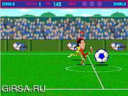 Игра Super Soccer