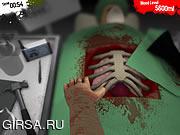 Флеш игра онлайн Хирург Симулятор