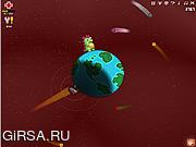 Флеш игра онлайн Survivosaur