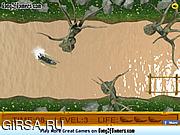 Флеш игра онлайн Swamp Parking