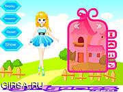 Флеш игра онлайн Сладкий Современные принцессы / Sweet Modern Princess