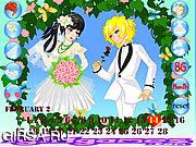 Флеш игра онлайн Сладкая Валентина день свадьбы / Sweet Valentine's Day Wedding