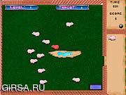 Флеш игра онлайн Свиной Грипп