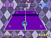 Флеш игра онлайн Настольный Теннис Монстр Хай / Table Tennis Monster High