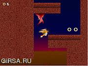 Флеш игра онлайн Кошмар Решка'  / Tails' Nightmare
