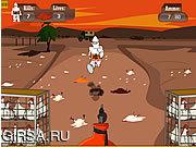 Флеш игра онлайн Тандури Курица: Финальный Бой / Tandoori Chicken: The Final Fight