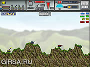 Флеш игра онлайн Big - Battle Tanks