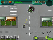 Флеш игра онлайн Танк 2012 / Tank 2012