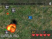 Флеш игра онлайн Оборона бака / Tank Defense